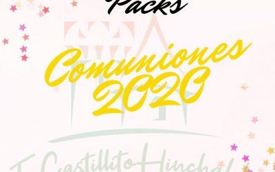 Alquiler de castillo hinchable para comuniones 2020