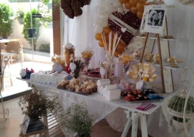 mesas dulces granada